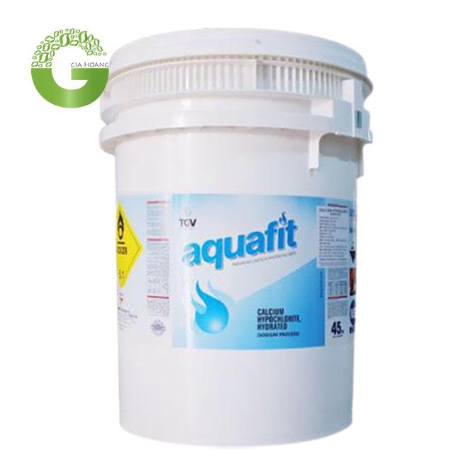 Ca(OCl)2 - Calcium Hypochlorite, Ấn Độ, 45 kg/thùng