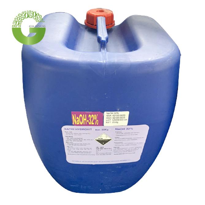 NaOH - Natri hydroxit 32%, 45%